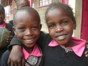 Thank you for helping children like these obtain an education.